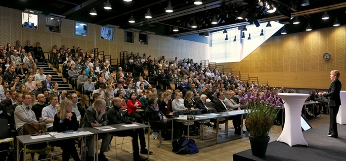 Thorkil Holm Symposium 2018 - foto: Tom Jersø/ATV